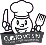Logo of the website CuistoVoisin