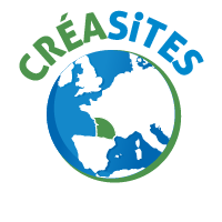 Logo creasites round from our web agency in bordeaux